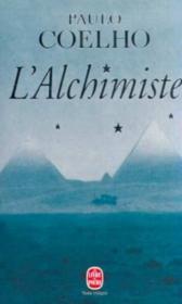 L'Alchimiste - Couverture - Format classique