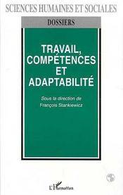 Travail, Competences Et Adaptabilite - Intérieur - Format classique