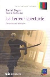 Terreur Spectacle (La) - Couverture - Format classique