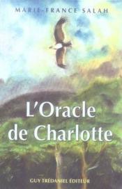 Oracle De Charlotte - Couverture - Format classique
