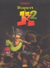 Rupert K 2 - Couverture - Format classique