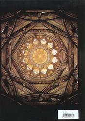 Le triomphe du baroque. l'architecture en Europe, 1600-1750 - 4ème de couverture - Format classique
