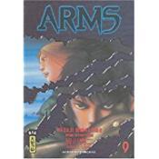 Arms t.9 - Couverture - Format classique