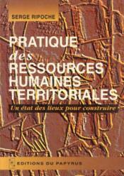 Pratique des ressources humaines - Couverture - Format classique