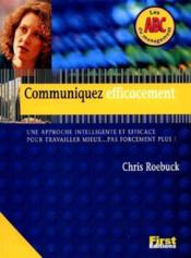 Essentiel Communiquez Efficacement - Couverture - Format classique