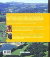 Puy-De-Dome Vu Du Ciel - 4ème de couverture - Format classique