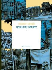 Brighton Report - Couverture - Format classique