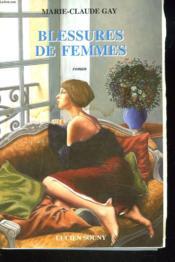 Blessures de femmes - Couverture - Format classique