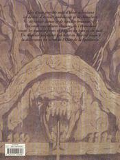 L'Ours De La Spadaccia T.1 ; La Voix Des Morts - 4ème de couverture - Format classique