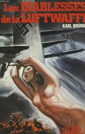 Les Diablesses De La Luftwaffe - Couverture - Format classique