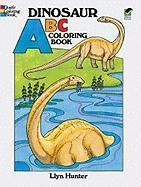 Vente livre :  Dinosaur ; Abc Coloring Book  - Llyn Hunter