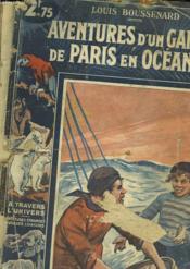 Aventures D'Un Gamin De Paris En Oceanie - Couverture - Format classique