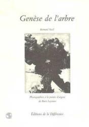 Genese De L'Arbre - Couverture - Format classique