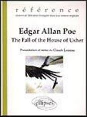 Edgar allan poe the fall of the house of usher reference oeuvres de litterature en version originale - Intérieur - Format classique