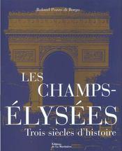 Les Champs Elysees - Intérieur - Format classique