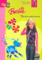 Barbie Veterinaire - Couverture - Format classique