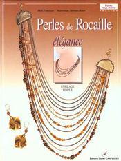 Perles De Rocaille Elegance - Intérieur - Format classique