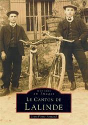 Le canton de Lalinde - Couverture - Format classique