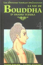 La vie de Bouddha t.4 - Intérieur - Format classique