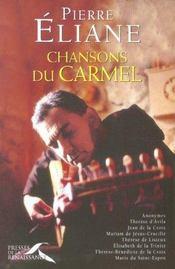 Chansons Du Carmel - Intérieur - Format classique