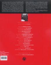 Robert Mallet Stevens Architecte - 4ème de couverture - Format classique