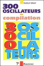 300 oscillateurs-compilation - Couverture - Format classique