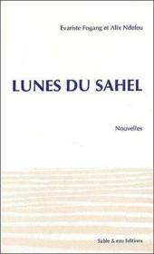 Lunes du Sahel - Couverture - Format classique