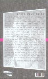 Entre Deux Poles ; La Demographie Entre Science Et Politique - 4ème de couverture - Format classique