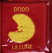 Livres câlins rouge ; dodo - Intérieur - Format classique