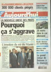 Aujourd'Hui En France N°598 du 19/05/2003 - Couverture - Format classique