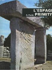 L'Espagne Primitive - Couverture - Format classique