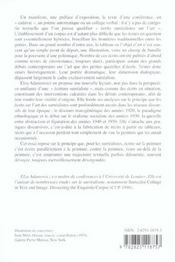 Ceci N'Est Pas Un Tableau ; Les Ecrits Surrealistes Sur L'Art - 4ème de couverture - Format classique