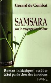 Samsara ou le voyage interieur - Couverture - Format classique
