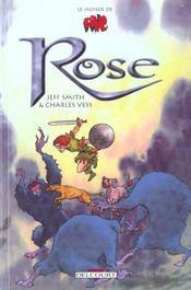 Bone Rose Hors Serie - Intérieur - Format classique