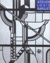 Atelier Louis Barillet, Maitre Verrier - Intérieur - Format classique