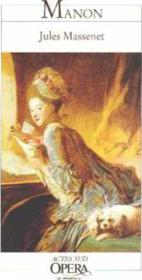 Manon - Couverture - Format classique