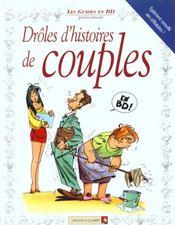 Drôles d'histoires de couples - Intérieur - Format classique