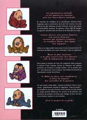 Le Petit Guide Illustre Du Bebe - 4ème de couverture - Format classique