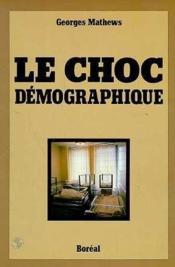 Choc Demographique (Le) - Couverture - Format classique