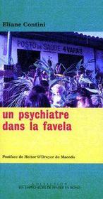 Un psychiatre dans la favela - Couverture - Format classique