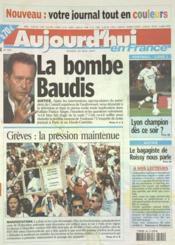Aujourd'Hui En France N°599 du 20/05/2003 - Couverture - Format classique