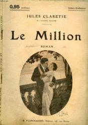 Le Million. Collection : Select - Collection N°3 - Couverture - Format classique