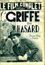 Le Film Complet Du Jeudi N° 1977 - 16e Annee - La Griffe Du Hasard - Couverture - Format classique