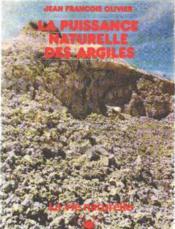 Puissance Naturelle Des Argile - Couverture - Format classique