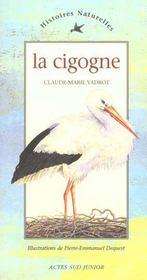 La cigogne - Intérieur - Format classique