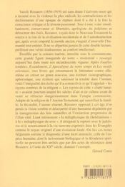 Hommes De La Clarte Lunaire (Les) - 4ème de couverture - Format classique