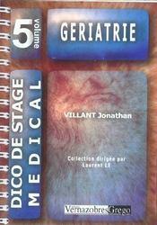 Geriatrie - Intérieur - Format classique