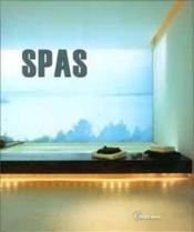 Spas - Couverture - Format classique