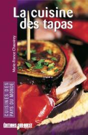 La cuisine des tapas - Couverture - Format classique