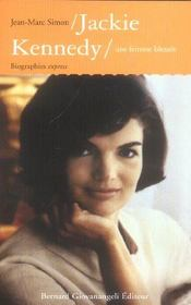 Jackie Kennedy - Intérieur - Format classique